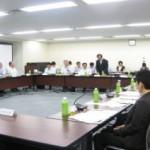 9/8 平成23年度第1回肝炎治療戦略会議の開催(案内)