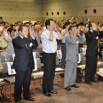 2012.7.28  第1回世界・日本肝炎デーフォーラム開催 <報告>