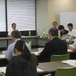 2011.9 第6回肝炎対策推進協議会 ~厚労大臣に来年度予算で意見書提出~